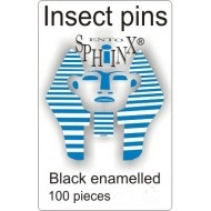 Ento-sphinx Insect Mounting Pins -               Various Sizes -