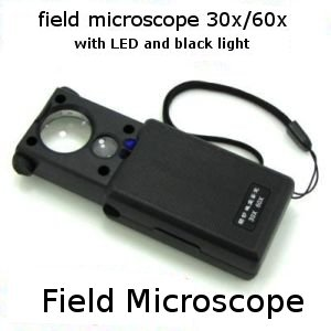 Field Pocket Microscope